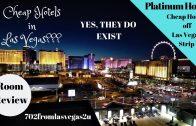 Travel Review of Platinum Hotel Las Vegas, Nevada
